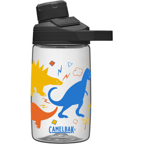 CamelBak Chute Mag Drinkfles 400ml Kinderen, lightening dinos